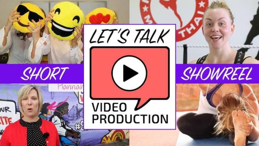 Lets Talk Video Production Short Showreel