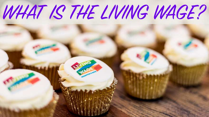 What is the living wage