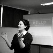 Clare Griffiths University of Brighton BeePurple